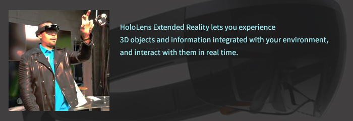 HoloLens demo at FTC in Dix Hill 11-17-18
